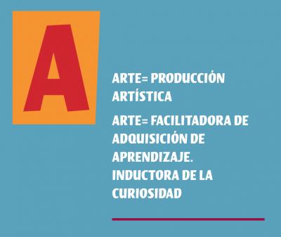 Arte y Educacion más allá de la produccion artistica