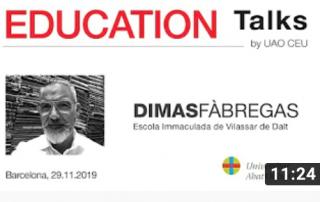 Arte y Educacion Dimas Fabregas