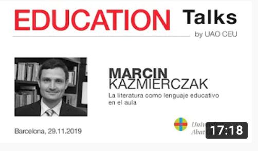 Arte y Educación - Marcin Kazmierczak- Education Talks - Emotuner