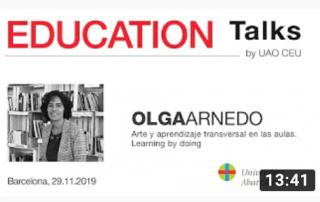 Arte y Educacion Olga Arnedo
