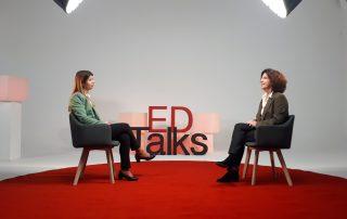 Elia Lopez- Conversaciones Education Talks