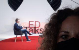 Grabación Conversaciones Education Talks