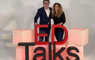 Marc Vidal con Raquel Caballero- Conversaciones Education Talks